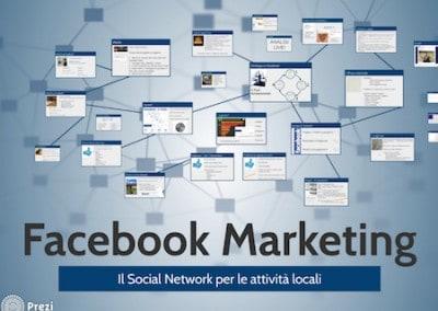 Corsi di formazione su Facebook